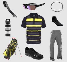 be89d92735 Dress Like  1  Oakley Golf Gear Dress like the  1 golfer in the