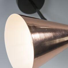 Wall Lamp Pilon Copper