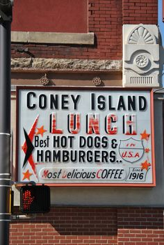 Johnstown PA  Missing Coney Island Hotdogs