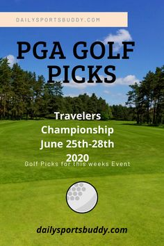 PGA Golf Picks for the Travelers Championship at the TPC River Highlands in Cromwell in Connecticut. Free Golf Picks and a PGA Golf Preview on some of the more fancied favourites in the event. #pga #golf #golfpicks Golf Picks, Pga Tour Golf, Golf Pga, Fantasy Golf, Dublin Ohio, Golf Betting, Daily Fantasy