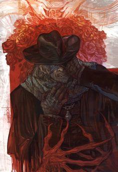 Bloodborne | Father Gascoigne