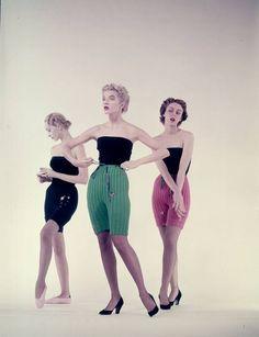1950s leggies.