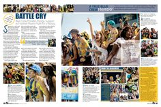 [Touchstone, Stony Point High School, Round Rock, TX] #yearbook