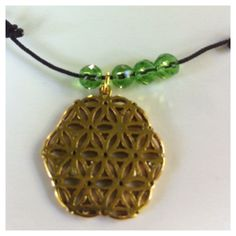 Flower of life Necklace by nunKI // Womenswear #necklace #accessories #colar #acessorios #bijutaria