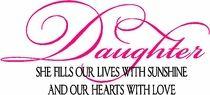 Daughter.
