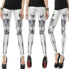SKELETON LEGGINGS - touchfancy.com - 1 Skeleton Leggings, Cross Leggings, Laptop Parts, The Chic, Fancy, Clothes For Women, Swimwear, Bags, Collection