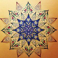 Illumination Designer,Traditional Turkish Arts