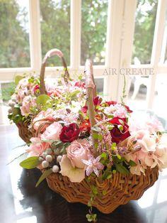 FLOWER ARRANGE