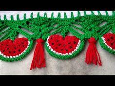 Crochet Border Patterns, Crochet Lace Edging, Crochet Designs, Saree Tassels Designs, African Crafts, Rope Crafts, Crochet Videos, Cross Stitch Designs, Embroidery Stitches