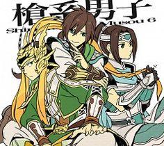 dynasty warriors anime | filter: Ma Chao, Fanart