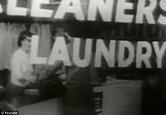running errands, 1957