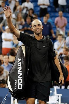 James #Blake loses to Ivo #Karlovic in final match of his career. Thanks for the memories James!