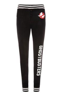 8a5bc8fb5a1094 Black Ghostbusters Leggings Leggings Uk