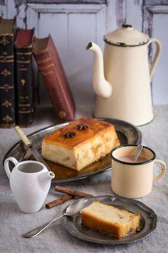 El Pan de Calatrava es un postre murciano tipo pudín de aprovechamiento muy barato y sencillo de preparar. Spanish Desserts, Flan, Let Them Eat Cake, Cooking Time, Nom Nom, Sweet Tooth, French Toast, Pie, Sweets