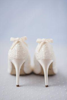 Bruidsschoenen - trouwschoenen voor dames