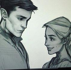 Rhys & Feyre