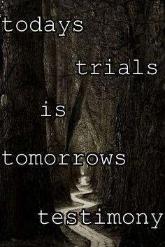 1. Today 2. Tomorrow