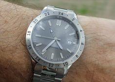 Sjöö Sandström Royal Steel Worldtimer Watch Review Wrist Time Reviews