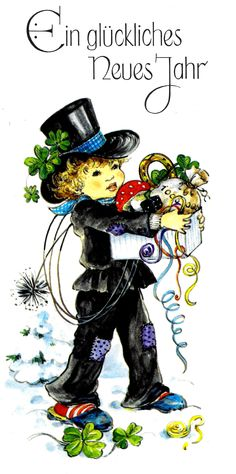 Chimney Sweep - Happy New Year!