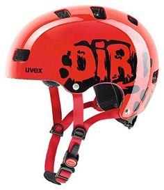 Oferta: 29.55€. Comprar Ofertas de Uvex Kid 3 - Casco de ciclismo para niños, color rojo, talla 51-55 barato. ¡Mira las ofertas!