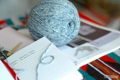 How to Keep a Knitting Journal?
