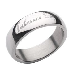 Mothers and Daughters Ring @ Inspired Silver