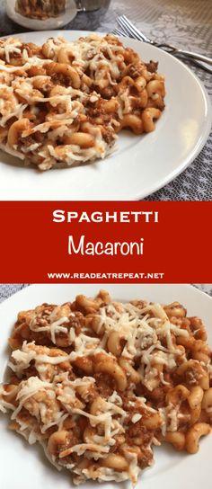 http://readeatrepeat.net/2017/11/20/spaghetti-macaroni/
