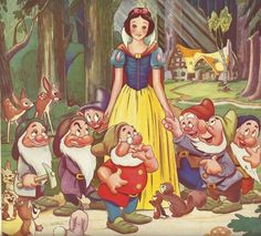 Disney Art; Printed in Australia by Coulourtone Pty. Ltd, in the 1940′s.