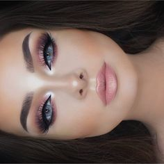 "136 mil curtidas, 701 comentários - Huda Kattan (@hudabeauty) no Instagram: ""She's so gorgeous @jessicarose_makeup ❤️❤️❤️ @shophudabeauty lashes in Farah…"""