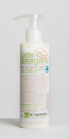 La Saponaria - Latte Detergente