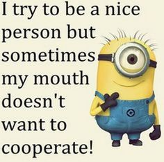 Funny Minion quotes (07:10:15 PM, Wednesday 19, August 2015 PDT) – 10 pics