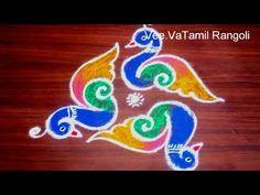 Rangoli Designs With Dots, Rangoli Designs Images, Henna Designs, Diwali Rangoli, Simple Rangoli, Sankranthi Muggulu, Easy Drawing Steps, Flower Rangoli, Tanjore Painting