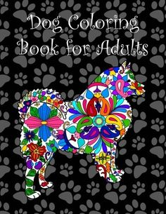 Dog coloring book for adults by Brothergravydesigns, http://www.amazon.com/dp/1533291225/ref=cm_sw_r_pi_dp_x_jYEpzbNH0EMDZ