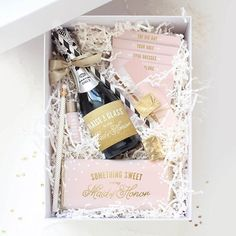 Bridesmaid proposal kit to help you pop the question! Find it here  http://liketk.it/2ozuX @liketoknow.it #liketkit #willyoubemybridesmaid #proposal #praisewedding