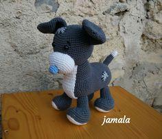 ~DÍLNA jamala~: S háčkem Dinosaur Stuffed Animal, Toys, Animals, Animales, Animaux, Animal, Games, Animais, Toy