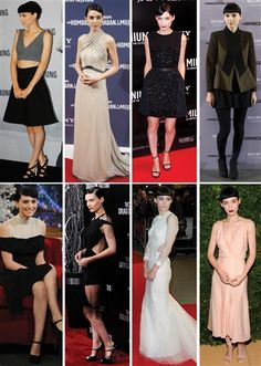 Rooney Mara: Quite the transformation to Lisbeth Salander