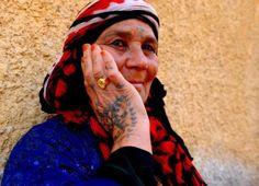 deq tattoo eine alte kurdische-tradition