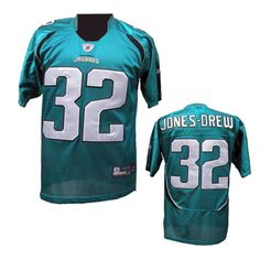Jerseys Reebok Jacksonville Maurice Jaguars Red Drew 32 Jones Authentic Sale