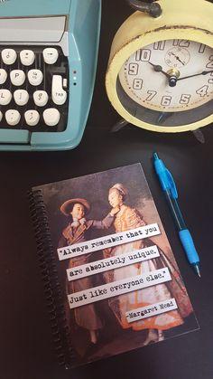 Margaret Mead Unique Notebook