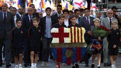 El Barça, sobre la independencia: «Jugaremos donde jueguen Español y Girona»