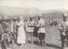 Queen Marie of Romania / The Brave Effort of the Roumanian Royal Family, The Sphere, 9 March 1918 Romanian Royal Family, Bucharest Romania, Ferdinand, Queen Victoria, Descendants, Wwi, Edinburgh, Amen, Brave