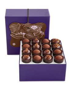 Vosges Gourmet Luxury Bacon Truffle Collection