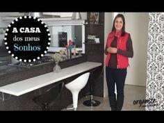 A CASA DOS MEUS SONHOS: LEITORA SANDRA PAIM | Organize sem Frescuras!