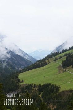 Tipps für ein Wochenende in Liechtenstein