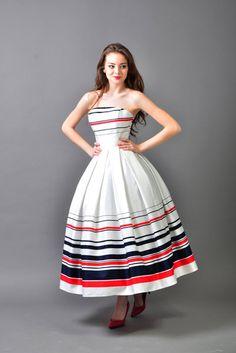LOREDANA DRESS von glameeboutique auf DaWanda.com