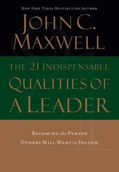 john maxwell leadership books pdf