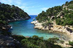 Le trou souffleur : Marseille, Cassis, La Ciotat : cabotage dans les calanques
