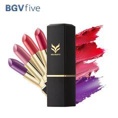 Beautiful color Women Moisturizer Lipstick Vivid Color Long Lasting Solid Lip Stick Makeup Tools #Affiliate