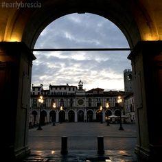 Piazza Loggia Brescia #earlybrescia Venice, Beautiful Pictures, Vacation, Architecture, World, Building, Travel, Italy, Northern Italy