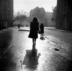 Obscenely chic photo by Edouard Boubat
